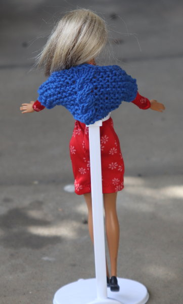 Shrug für Barbie